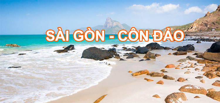 ve may bay sai gon di con dao gia re